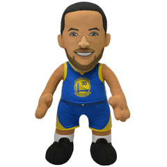 "Steph Curry Golden State Warriors Bleacher Creatures NBA 10"" Plush Figure - Blue"