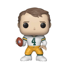 "Brett Favre Green Bay Packers NFL Funko Pop Vinyl 3.75"" Figure - White"