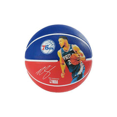 Ben Simmons Philadelphia 76ers Spalding NBA Size 3 Mini Basketball