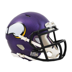 Minnesota Vikings Riddell NFL Mini Revolution Speed Helmet