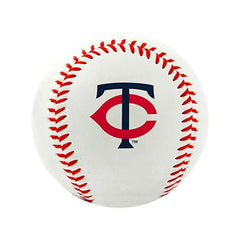 Minnesota Twins Rawlings MLB Team Logo Baseball Ball