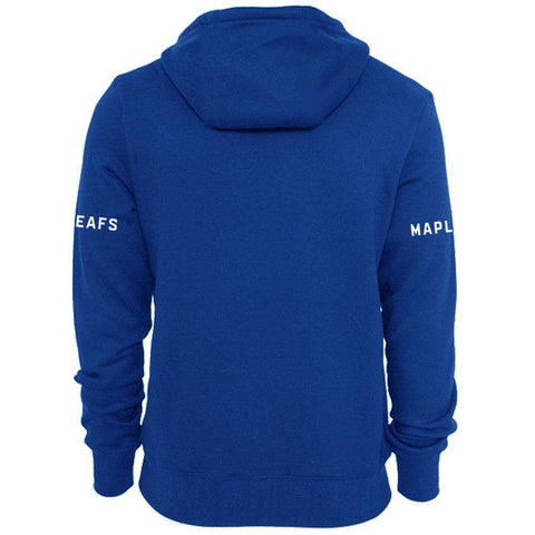 Toronto Maple Leafs '47 NHL Sure Shot Scrimmage Hoodie Jumper - Blue