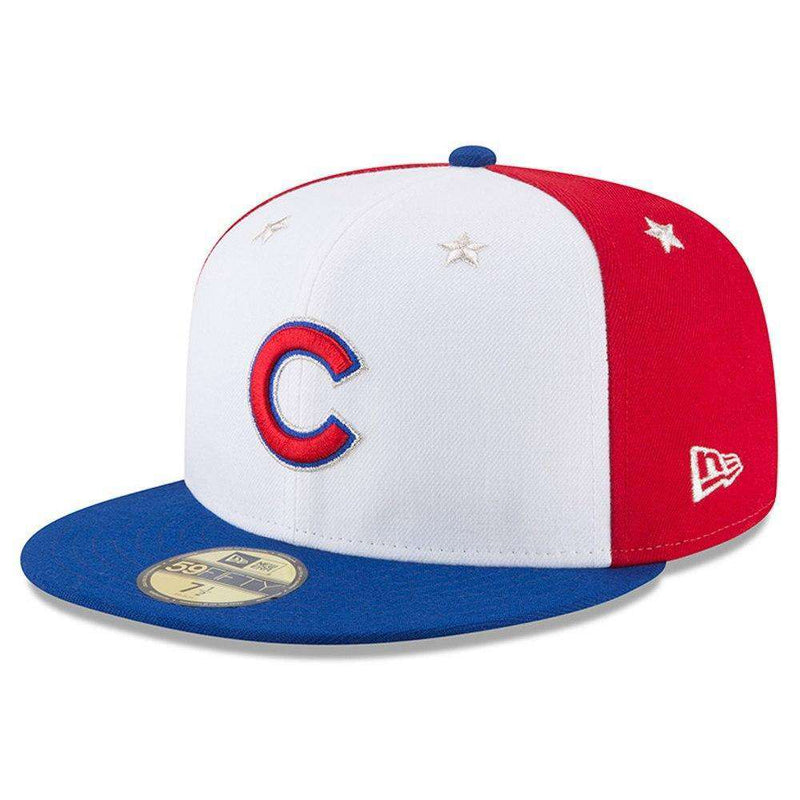 Chicago Cubs New Era 2018 MLB All Star AC On-Field 59FIFTY Fitted Hat