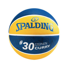 Kids Steph Curry Golden State Warriors Spalding NBA Size 5 Player Basketball