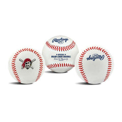 Pittsburgh Pirates Rawlings MLB Team Logo Baseball Ball