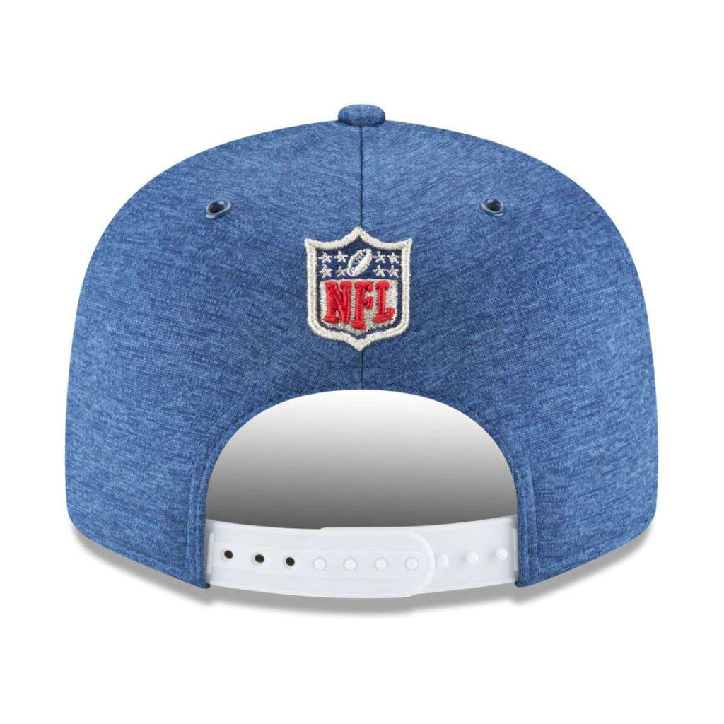 Indianapolis Colts New Era NFL 2018 Sideline 9FIFTY Snapback Hat - Blue eb41a2758246