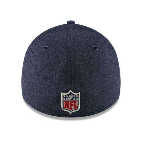 Houston Texans New Era NFL 2018 Sideline 39THIRTY Stretch-Fit Curved Hat - Navy