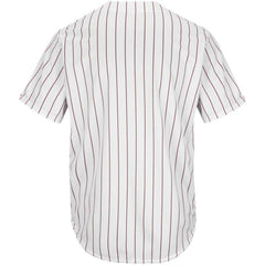 Philadelphia Phillies Majestic MLB Cooperstown Cool Base Replica Jersey - White