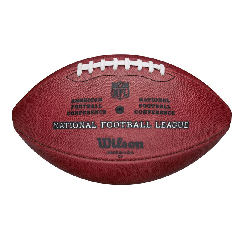 Wilson Duke NFL Full Size Official American Football Game Ball