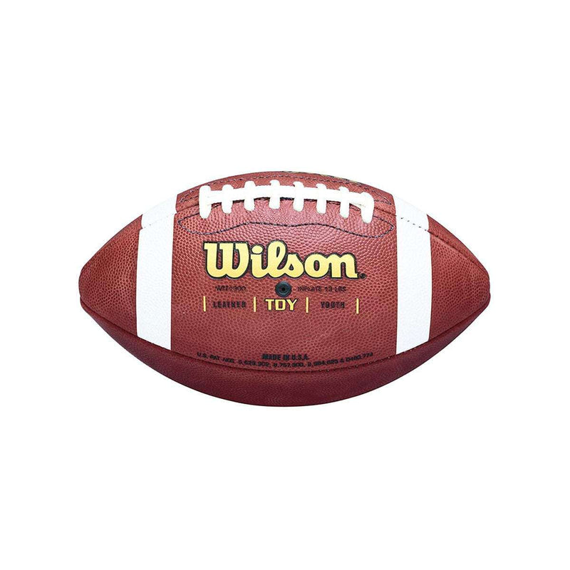 Youths Wilson 1300 TDY NCAA College Football Game Ball