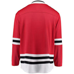 Chicago Blackhawks NHL Breakaway Replica Jersey - Red