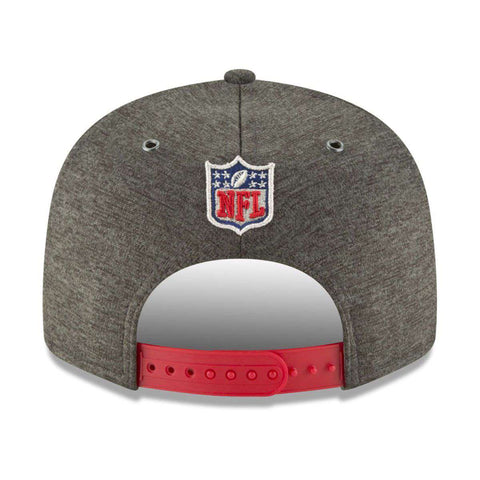 Tampa Bay Buccaneers New Era NFL 2018 Sideline 9FIFTY Snapback Hat - Red