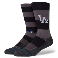 Los Angeles Dodgers Stance MLB Nightshade Training Crew Socks