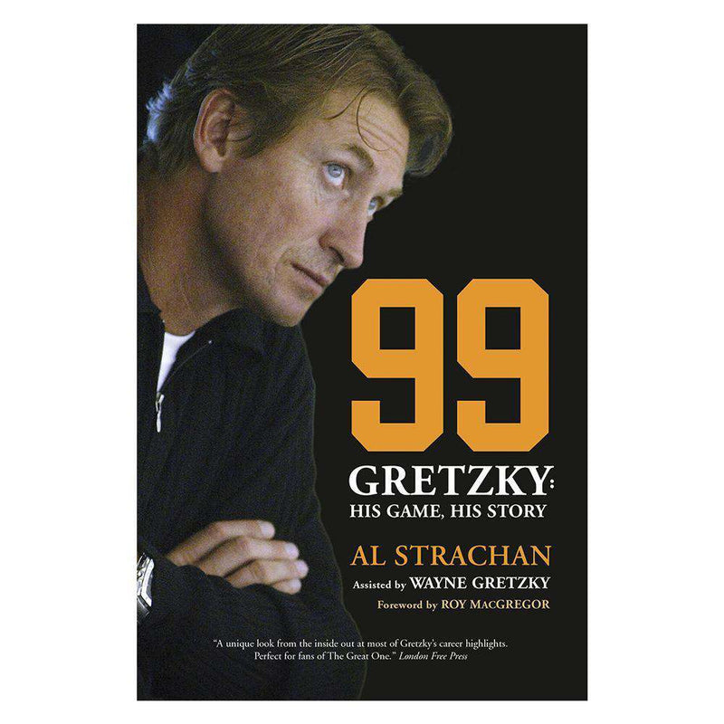 99: Wayne Gretzky Biography NHL Paperback Book