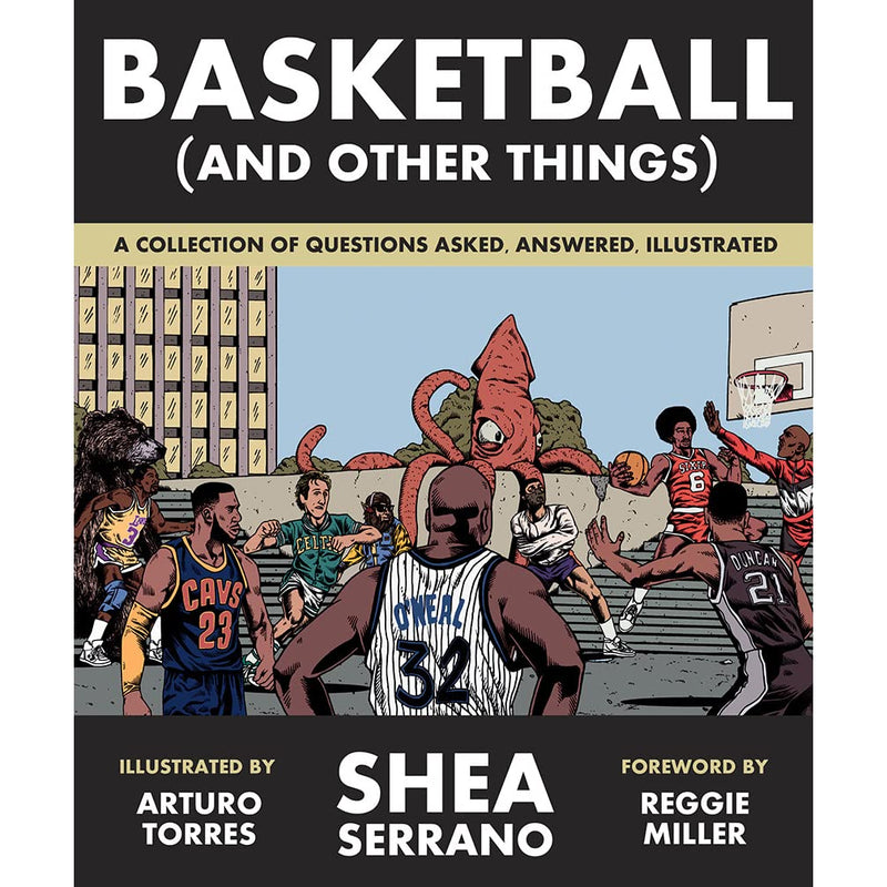 Basketball (and Other Things) NBA Paperback Book