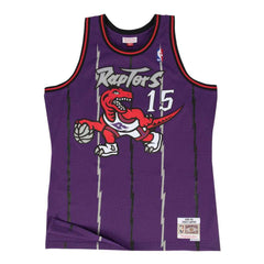 Vince Carter Toronto Raptors Mitchell & Ness NBA Swingman Jersey - Purple