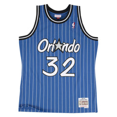 Shaquille O'Neal Orlando Magic Mitchell & Ness NBA Swingman Jersey - Blue