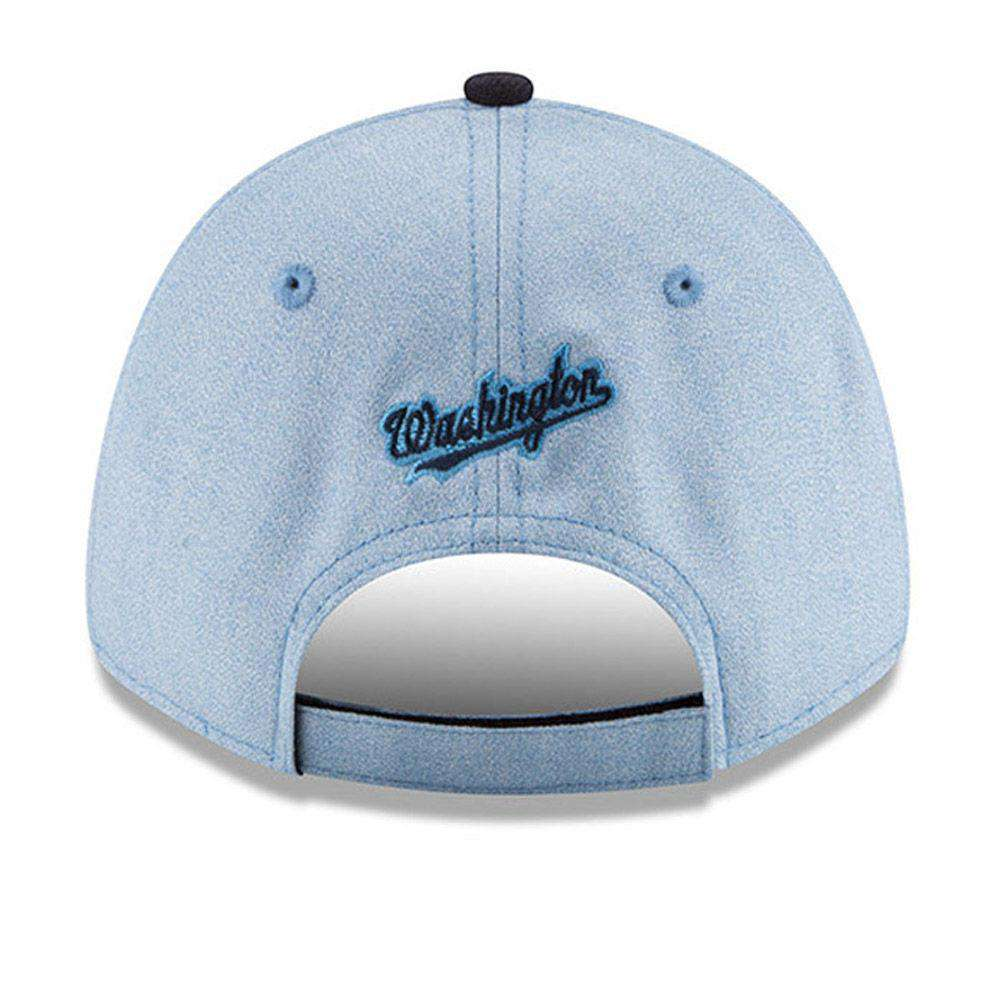 free shipping 6aa6d 98eaf ... promo code washington nationals new era mlb 2018 fathers day 9forty  curved hat blue e02e4 94531