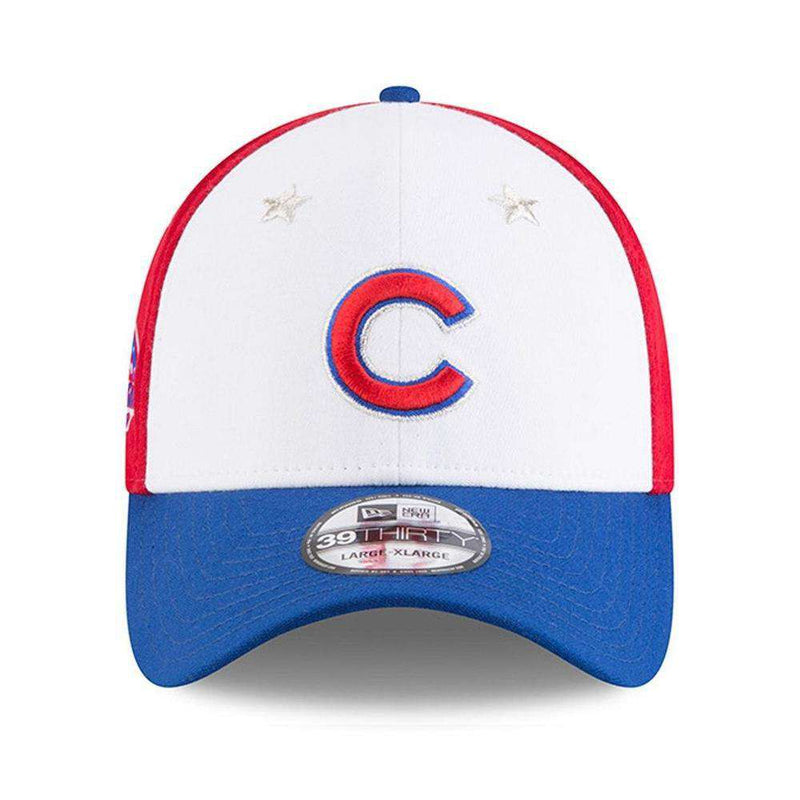 Chicago Cubs New Era 2018 MLB All Star 39THIRTY Curved Hat