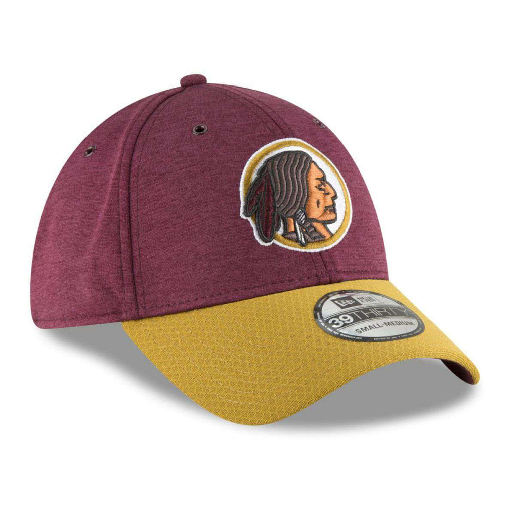 dc53c1a6 Washington Redskins New Era NFL 2018 Sideline CC 39THIRTY Stretch ...