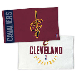 Cleveland Cavaliers Wincraft NBA Authentic On-Court Bench Locker Room Towel