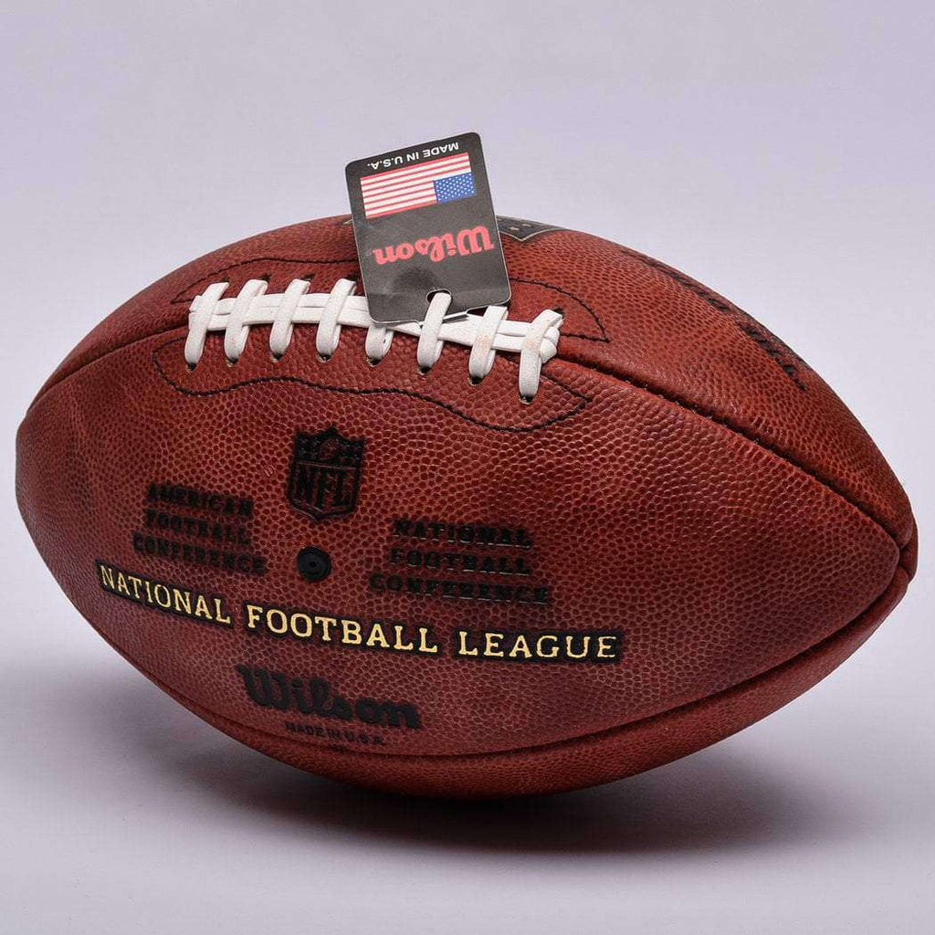 459d22b6a55 Wilson Duke Full Size Official NFL American Football Game Ball