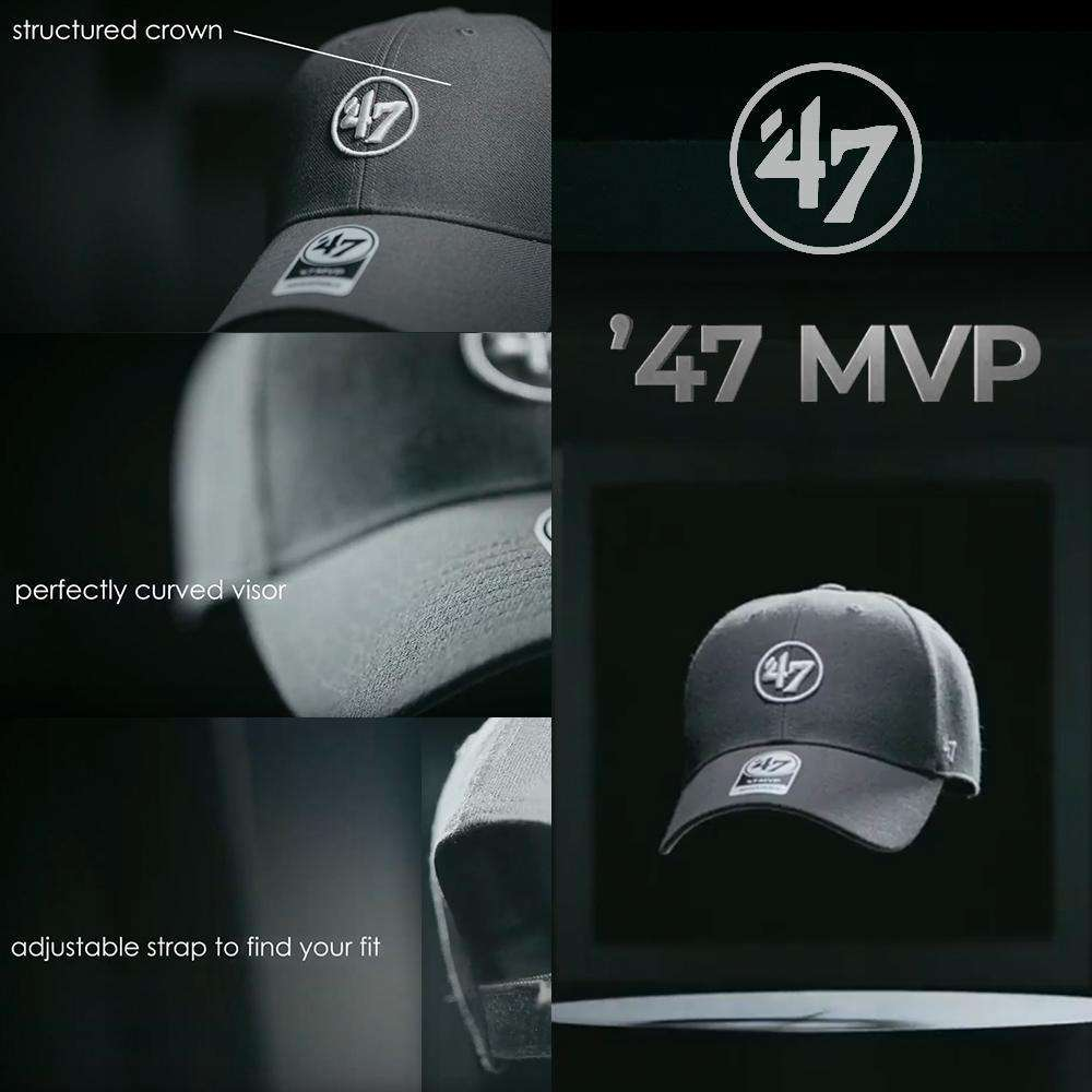 finest selection 1fe29 f6770 Los Angeles Dodgers  47 MLB Sandalwood MVP DT Pinch Snapback Curve Hat