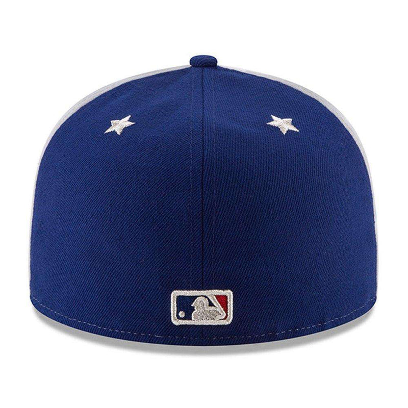 Los Angeles Dodgers New Era 2018 MLB All Star AC On-Field 59FIFTY Fitted Hat