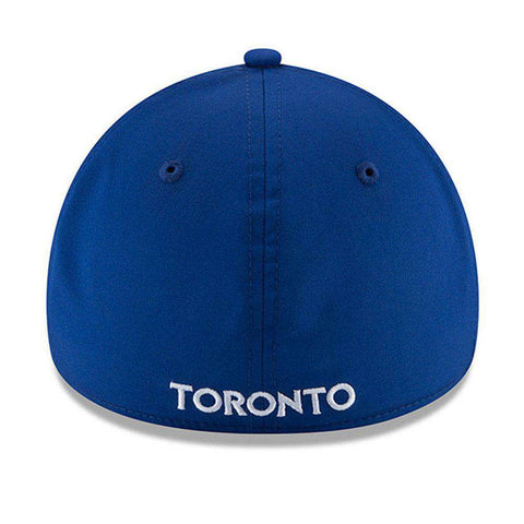 Toronto Blue Jays New Era MLB 2018 Prolight BP 39THIRTY Curve Hat - Blue