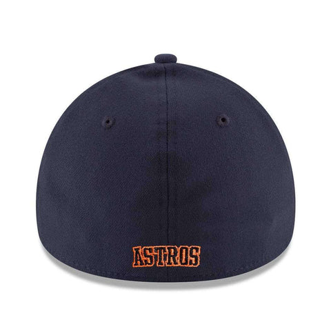 Houston Astros New Era MLB Team 39THIRTY Curve Hat - Navy