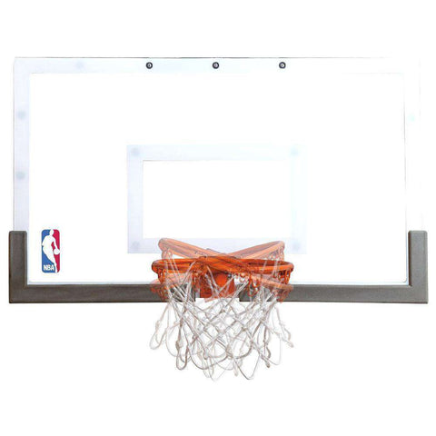 Spalding NBA Arena Breakaway 180° Mini Basketball Backboard Set - 28""