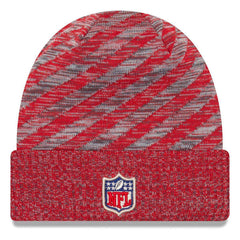 Tampa Bay Buccaneers New Era NFL 2018 NFL Sideline TD Knit Beanie - Red