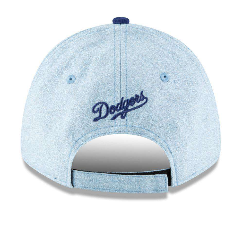 94bc5476ffdf58 Los Angeles Dodgers New Era MLB 2018 Fathers Day 9FORTY Curved Hat - Blue