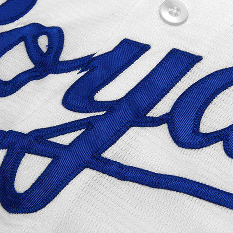 Kansas City Royals Majestic MLB AC Cool Base Replica Jersey - White