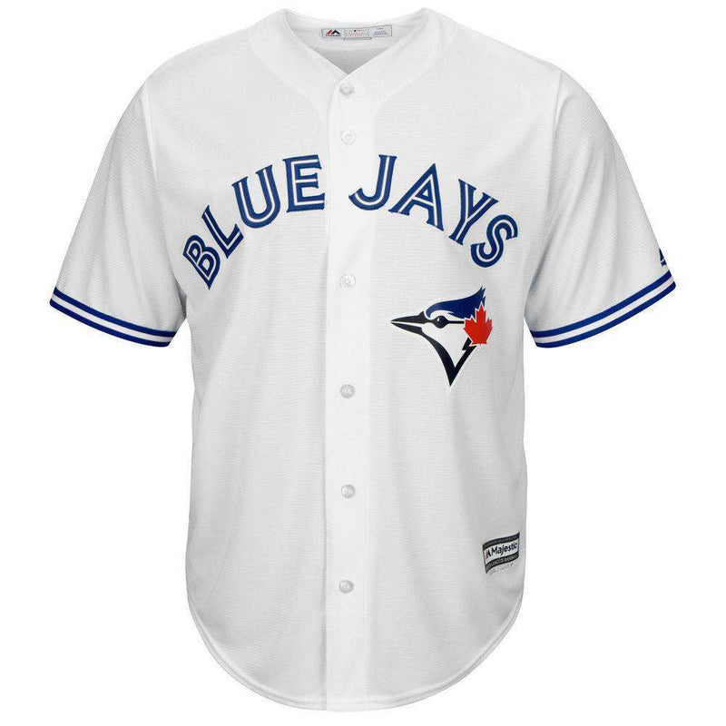 Toronto Blue Jays Majestic MLB AC Cool Base Replica Jersey - White