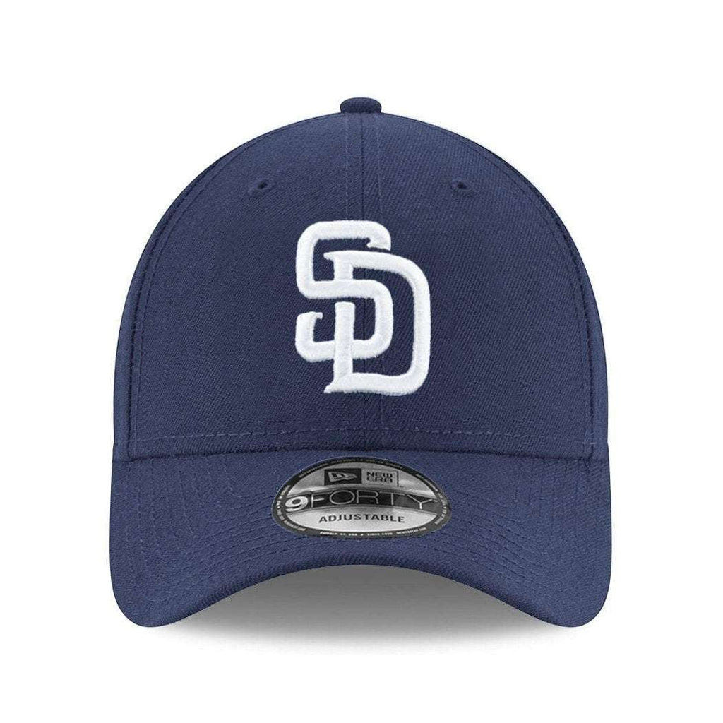 ... wholesale san diego padres new era mlb league 9forty curve hat navy  940a5 6375d fe1007e00729