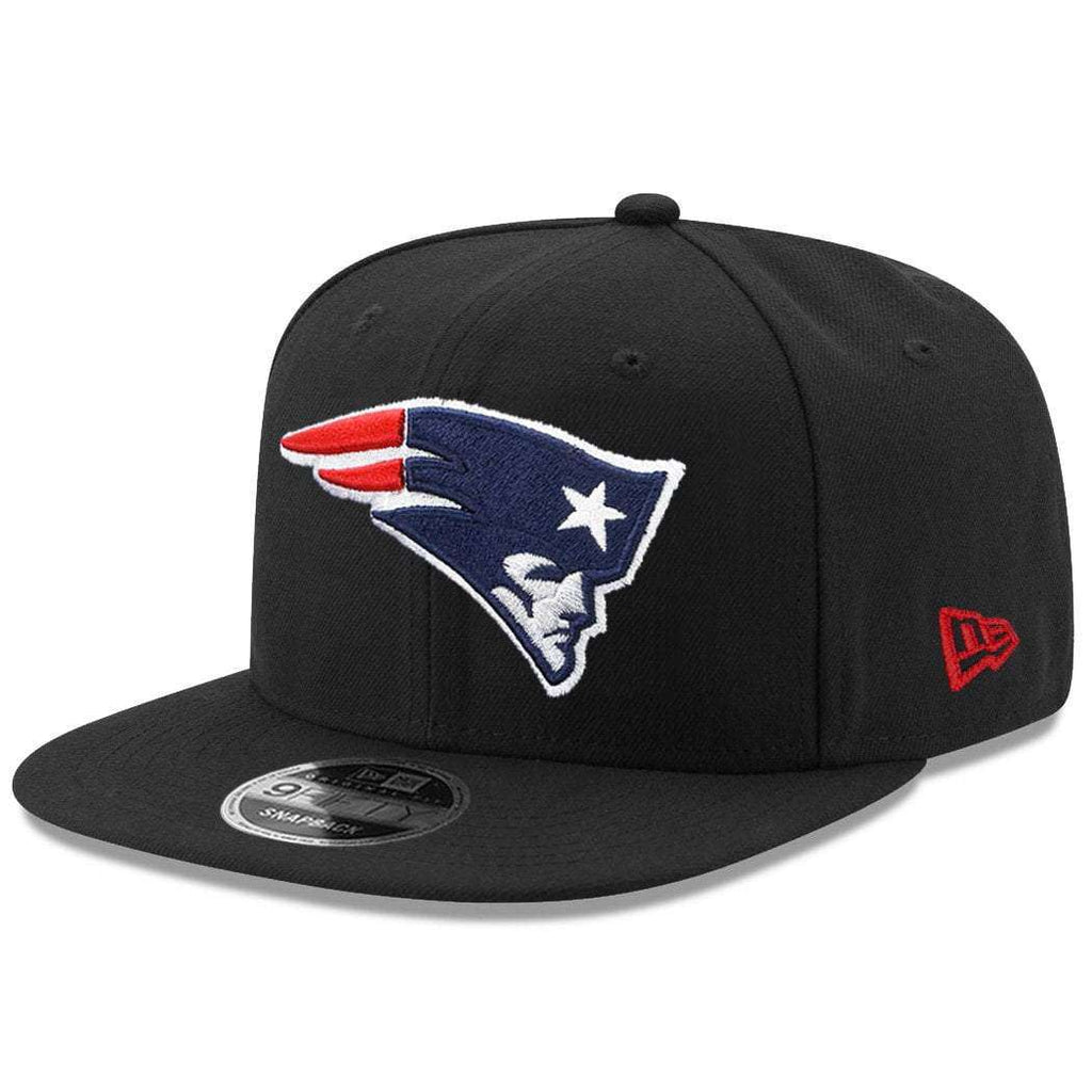 14114aa83 New England Patriots New Era NFL 9FIFTY Team OF Snapback Hat - Black ...