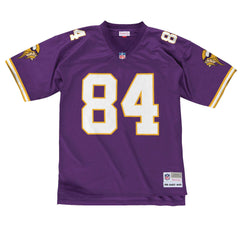 Randy Moss Minnesota Vikings Mitchell & Ness NFL Legacy Jersey - Purple