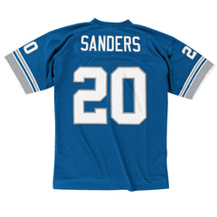 Barry Sanders Detroit Lions Mitchell & Ness NFL Legacy Jersey - Blue