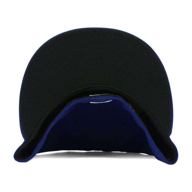 Los Angeles Dodgers New Era MLB AC On-Field 59FIFTY Fitted Hat - Blue