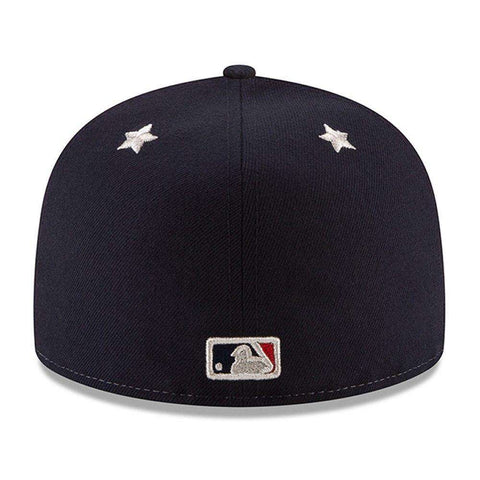 2018 MLB All Star Batterman Logo New Era AC On-Field 59FIFTY Fitted Hat