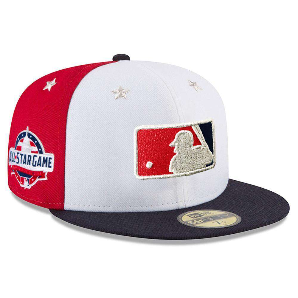 separation shoes c12e2 ffade 2018 MLB All Star Batterman Logo New Era AC On-Field 59FIFTY Fitted Hat
