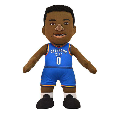 "Russell Westbrook Bleacher Creatures NBA 10"" Plush Figure - Blue"