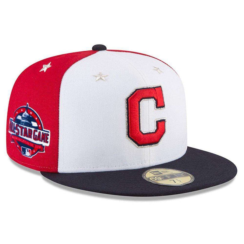 Cleveland Indians New Era 2018 MLB All Star AC On-Field 59FIFTY Fitted Hat