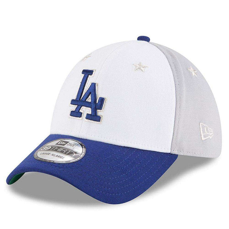Los Angeles Dodgers New Era 2018 MLB All Star 39THIRTY Curved Hat