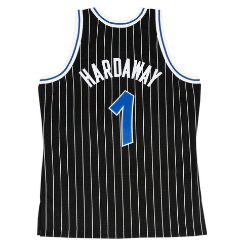 Anfernee Hardaway Orlando Magic Mitchell & Ness NBA Swingman Jersey - Black