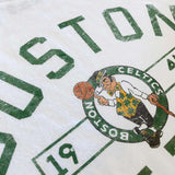 Boston Celtics '47 NBA Flanker Club T-Shirt - White