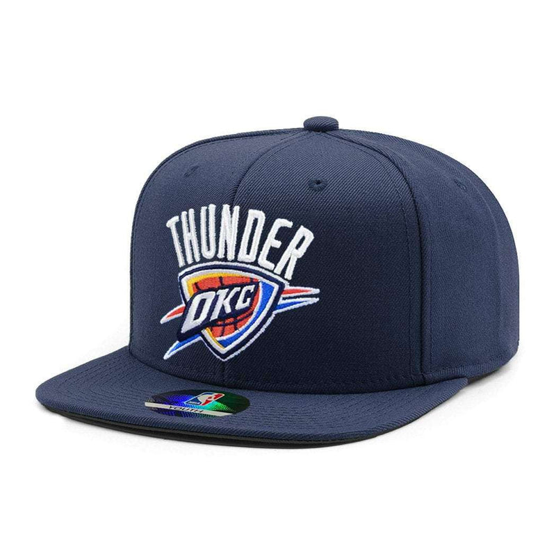Youths Oklahoma City Thunder Outerstuff Team NBA Snapback Hat - Navy