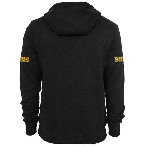 Boston Bruins '47 NHL Sure Shot Scrimmage Hoodie Jumper - Black