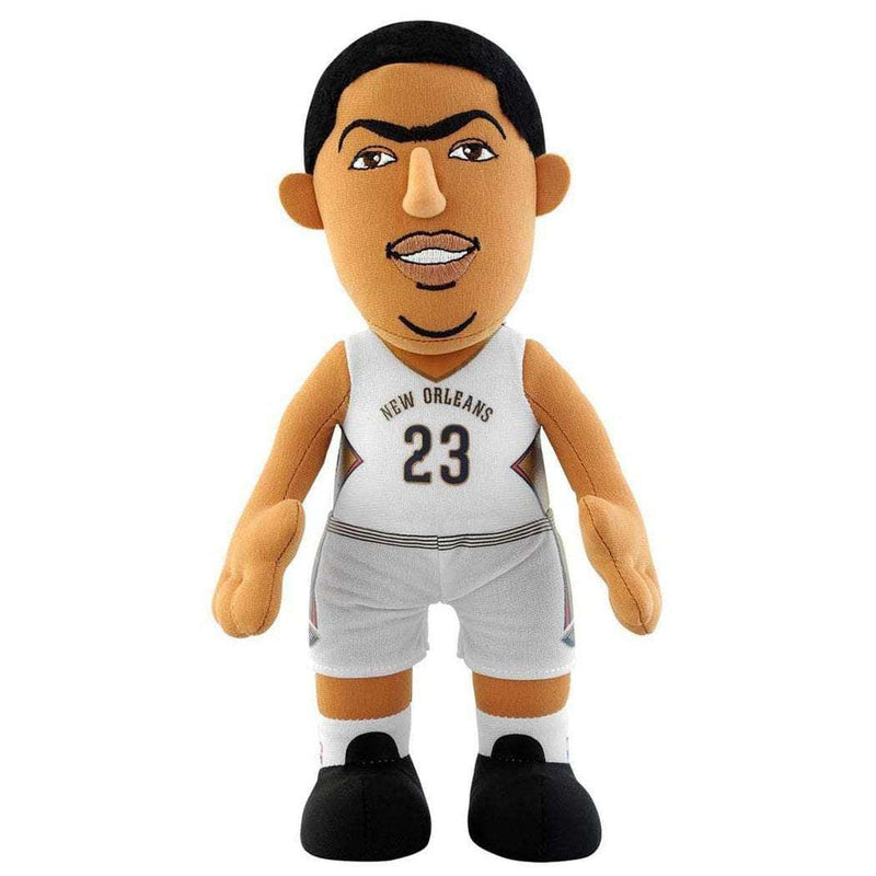 "Anthony Davis New Orleans Pelicans Bleacher Creatures NBA 10"" Plush Figure - White"